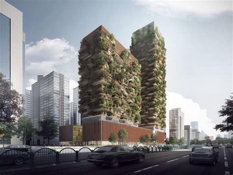 nanjing vertical forest | Stefano Boeri Architetti