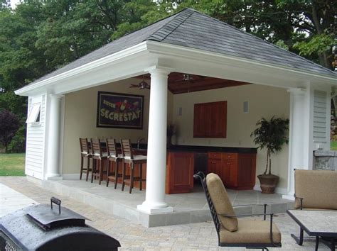 building a cabana popular pool house designs and popular pool side cabana