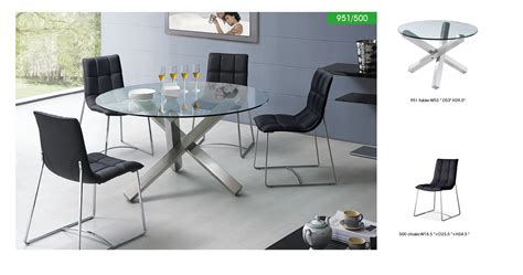 modern dining table and chairs set contemporary modern dining room chairs decobizz
