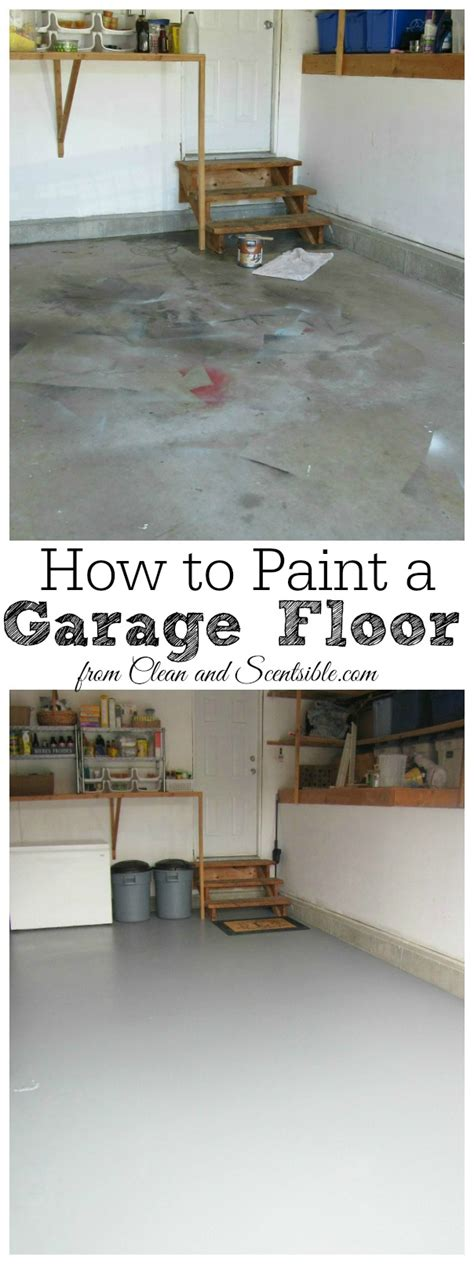 organize  garage clean  scentsible