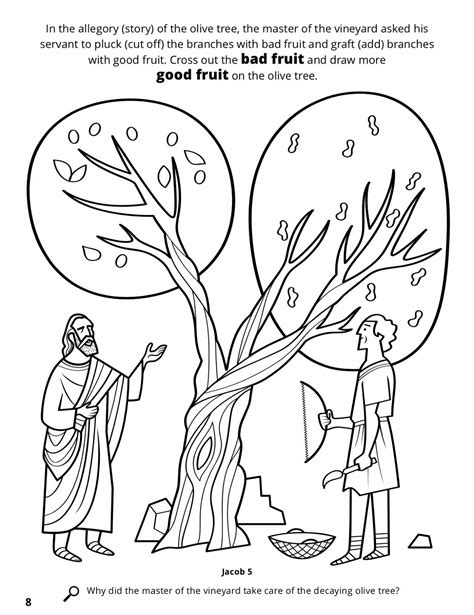coloring page of olive tree olive tree vineyard