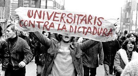 comunicado 2 el movimiento estudiantil y los j 243 venes a la el movimiento estudiantil en la lucha contra la dictadura