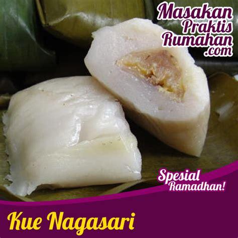 cara membuat kue nagasari isi pisang aneka resep resep masakan indonesia share the knownledge