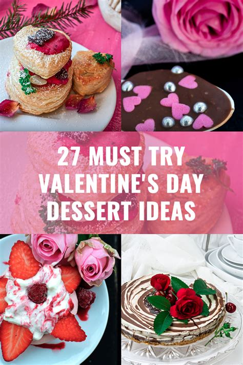 valentines day ideas 2017 27 must try valentines desserts ideas for 2018