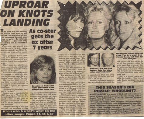 Knots Landing An American Pictures Of Constance Mccashin Pictures Of