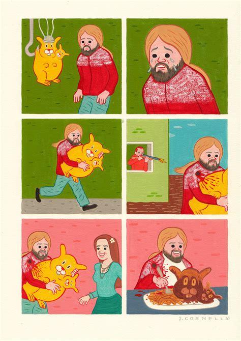 10 joan cornella comics explained