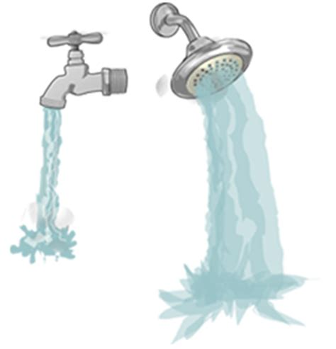Shower Vs Bath Water Usage water next cc