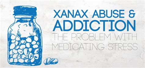 Can Xanax Be Used For Detox by From Medicating Anxiety To Xanax Abuse