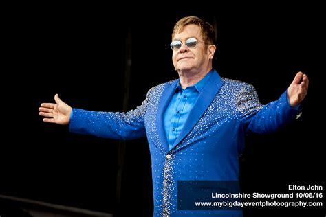 nelton jonh elton john foy vance lincolnshire showground live
