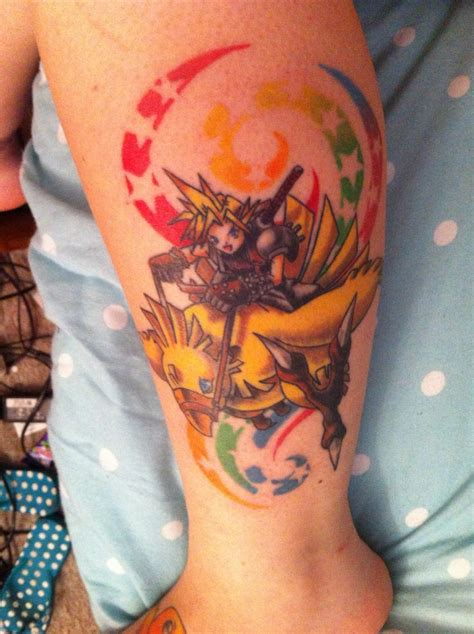chocobo tattoo 27 best ideas images on
