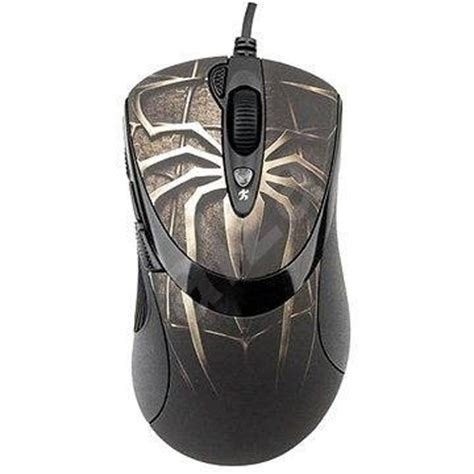 Mouse A4tech Gaming Xl747 Spider a4tech xl 747h gaming laser mouse spider brown alzashop