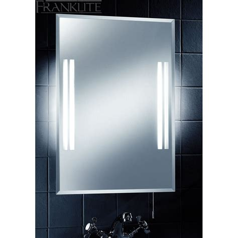 light bulbs for bathroom mirrors bathroom illuminated mirror ip44