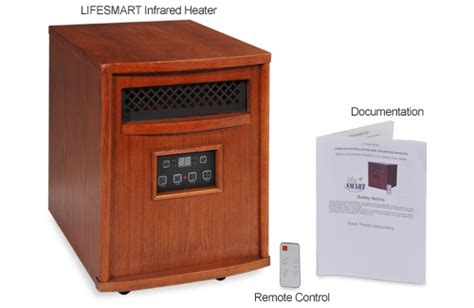 Patio Heating Ls by Infrared Patio Heater Ls 28 Images Lifesmart Ls 1002hh