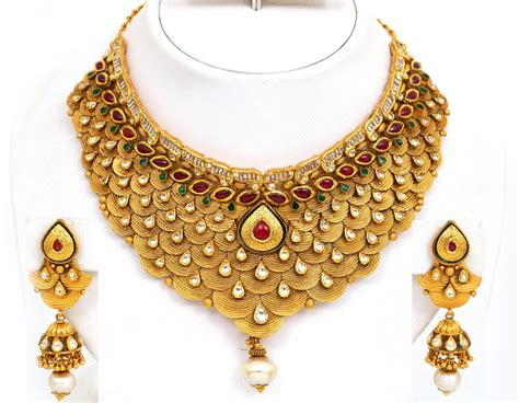gold jewellery themes 15 nice exles of gold necklace designs