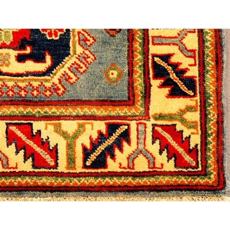 1 X 4 Rug - size 2 10 x 4 1 kazak wool rug from pakistan