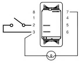 new wire marine carling contura on rocker switch wiring diagram included
