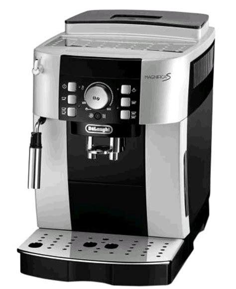 koffiemachines delonghi delonghi espresso apparaten magnifica s ecam 21 117 b