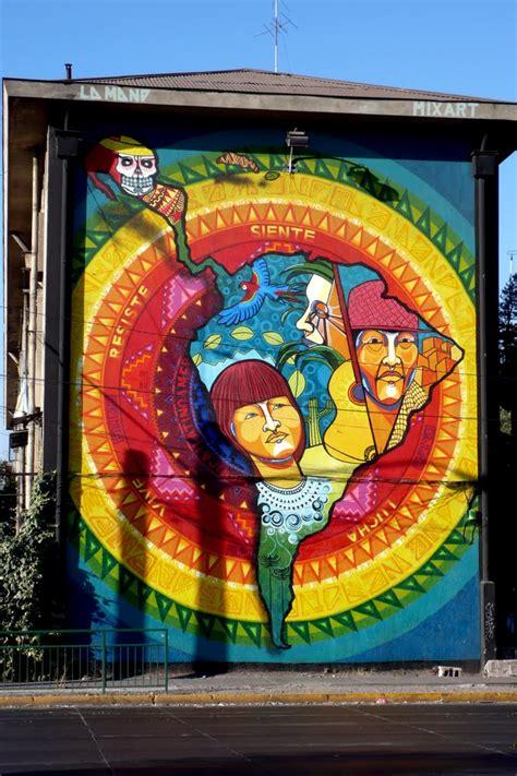 street art  chile evolve chile