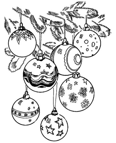 gorgeous christmas ball ornaments christmas coloring coloring sun