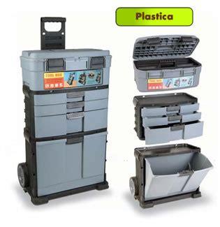 cassettiere porta utensili carrelli portautensili in plastica e cassette