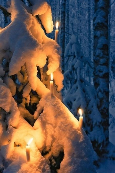 snow candles pictures   images  facebook tumblr pinterest  twitter