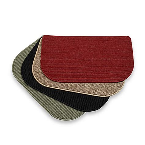berber kitchen rugs berber 30 inch x 18 inch kitchen slice rugs bed bath beyond