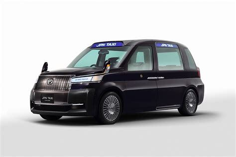 toyota makes toyota makes a london cab with a japanese twist