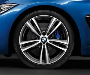 bmw m performance wheel bmw 4 series m light alloy wheels spoke 442 m