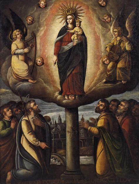 the appartion the first marian apparition in church history our lady of