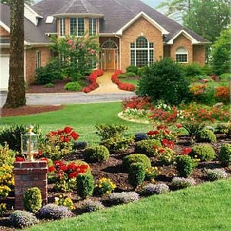 landscaped gardens ideas garden landscape images nikaelcom residential landscaping