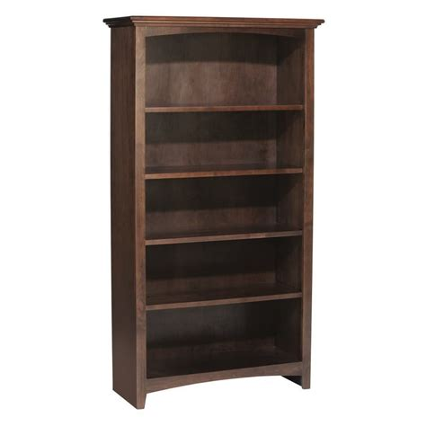 Bookshelf 30 Inches Wide Whittier Wood Bookcase Collection 30 Quot Wide