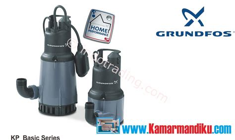 Pompa Celup Grundfos Kp Basic 200m jual pompa celup grundfos kp basic 200m harga murah