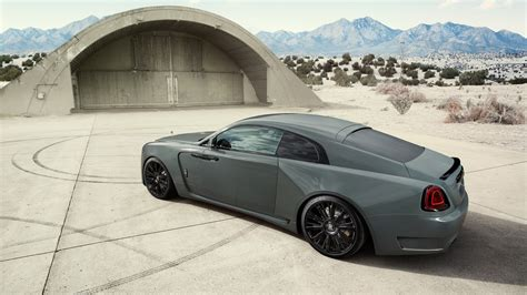 widebody rolls royce this tuned up rolls royce wraith is either beauty or blasphemy