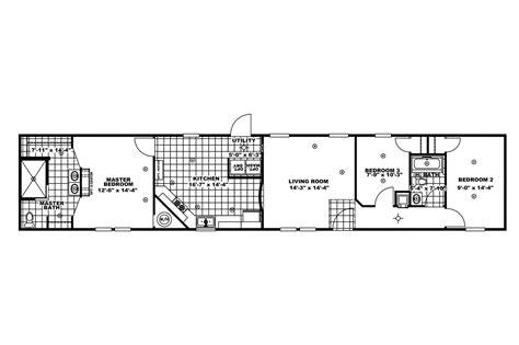 mobile floor norris mobile homes floor plans