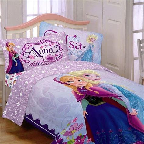anna and elsa comforter disney frozen anna and elsa reversable twin comforter