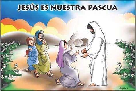 imagenes ocultas de la naza poster jesus es nuestra pascua ebi m 233 xico