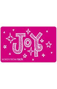 Nordstroms Rack Gift Card - object moved