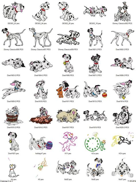 embroidery design video download free embroidery designs dalmatians 70 free disney