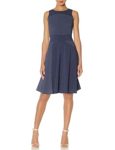 Dress Limited polka dot a line dress the limited style