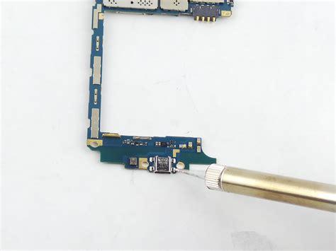micro usb port samsung galaxy grand prime micro usb port replacement ifixit
