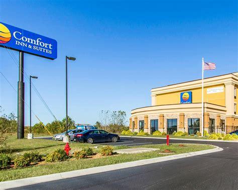 Kentucky Comfort Center by Comfort Inn Suites Fort Cbell Coupons Oak Grove Ky