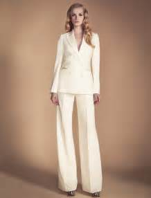 ivory wedding suit by temperley london dress pinterest