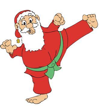 Santa Claus Family New Year Kaos Natal T Shirt promartialarts