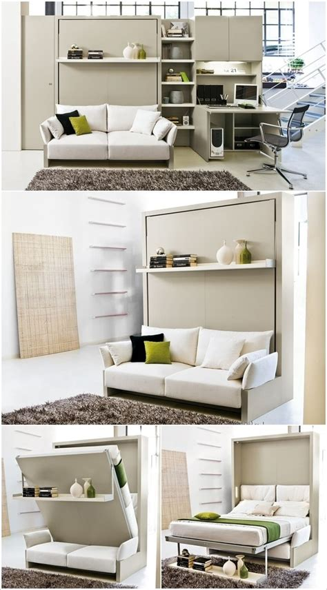 small house interior folding folding furniture d 187 the 25 best ideas about space saving desk on pinterest