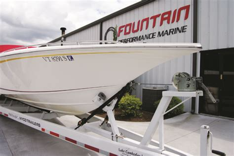wyatt fountain boats reggie is back with fountain performance marine poker