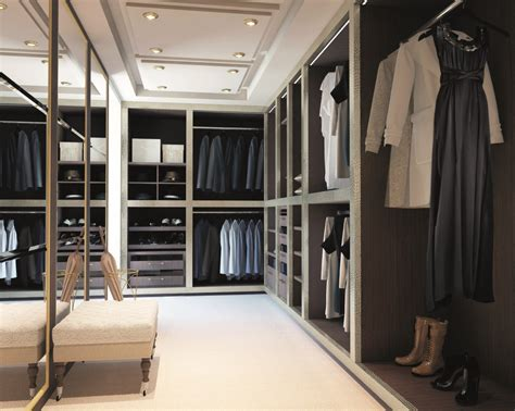 Closet Design Uk Croco Leather Luxury Closet