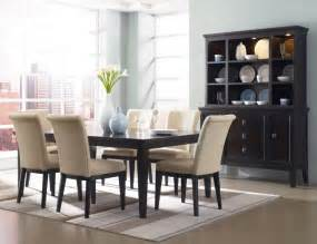 contemporary dining room set modern dining room tables with right size