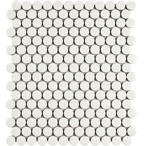 Grout Colors Merola Tile by Merola Tile Metro Glossy White 9 3 4 In X 11 1 2 In