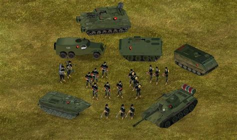 mod game viet viet cong army image vietnam war mod for rise of nations