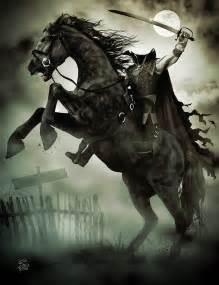 headless horseman rides seanearley deviantart